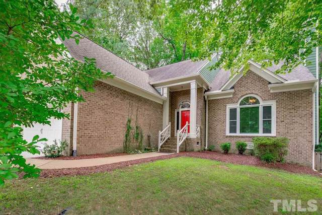 1017 Camberley Drive, Apex, NC 27502 (#2277223) :: Morgan Womble Group
