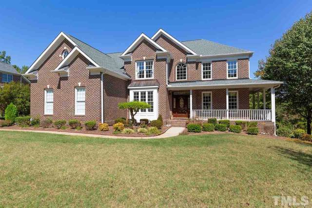9200 Winged Thistle Court, Raleigh, NC 27617 (#2277439) :: Dogwood Properties