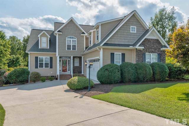 3522 Bluebonnet Drive, Wake Forest, NC 27587 (#2277894) :: The David Williams Group