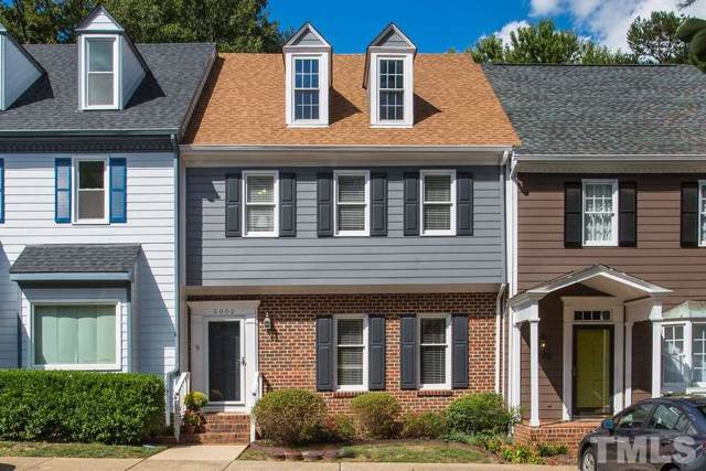 5002 Dunwoody Trail, Raleigh, NC 27606 (#2278007) :: The Jim Allen Group