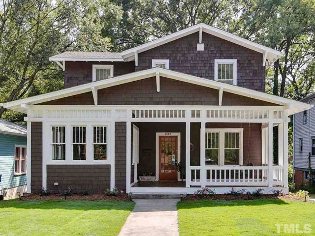 1009 Burch Avenue, Durham, NC 27701 (#2278026) :: RE/MAX Real Estate Service