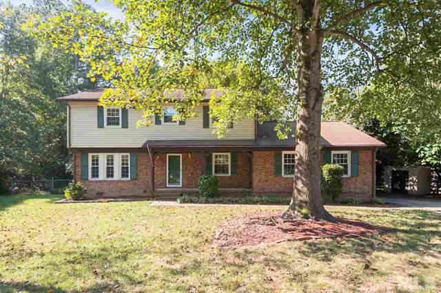 6201 Lewisand Circle, Raleigh, NC 27615 (#2278028) :: Dogwood Properties