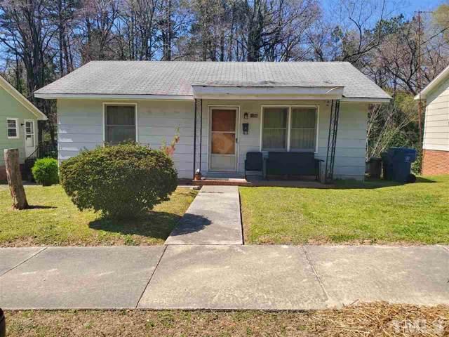 1206 Grant Street, Durham, NC 27701 (#2278039) :: RE/MAX Real Estate Service