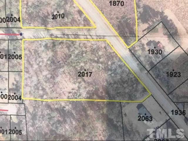 2017 Vernon Street, Rocky Mount, NC 27801 (#2278047) :: Dogwood Properties