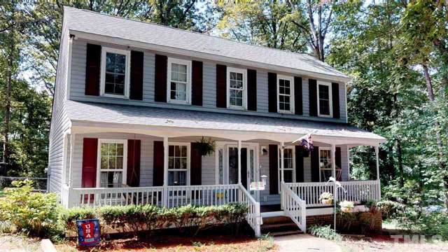 1011 Homestead Place, Zebulon, NC 27597 (#2278066) :: M&J Realty Group