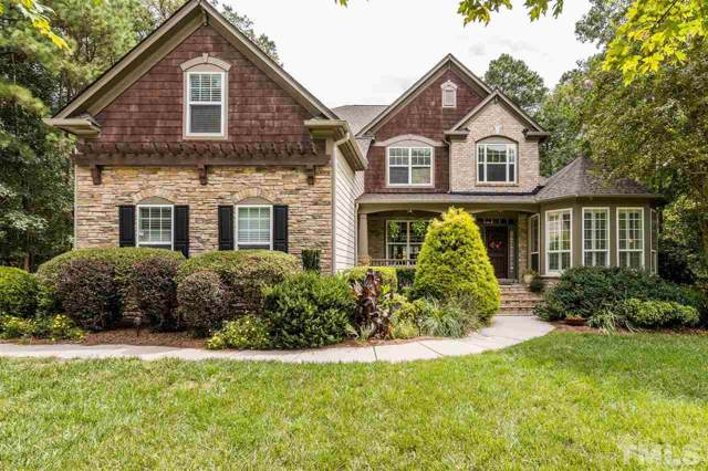 5520 Creek Pine Drive, Wake Forest, NC 27587 (#2278091) :: The Jim Allen Group