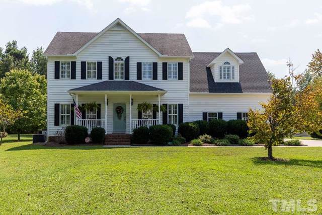 7224 Indian Rock Road, Wendell, NC 27591 (#2278093) :: Morgan Womble Group