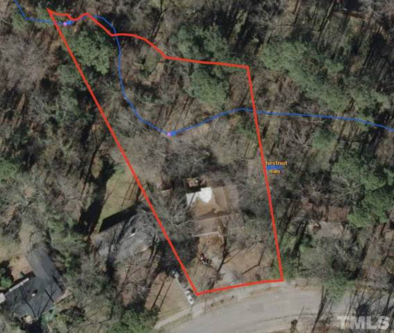 1112 Wimbleton Drive, Raleigh, NC 27609 (#2278136) :: The Perry Group
