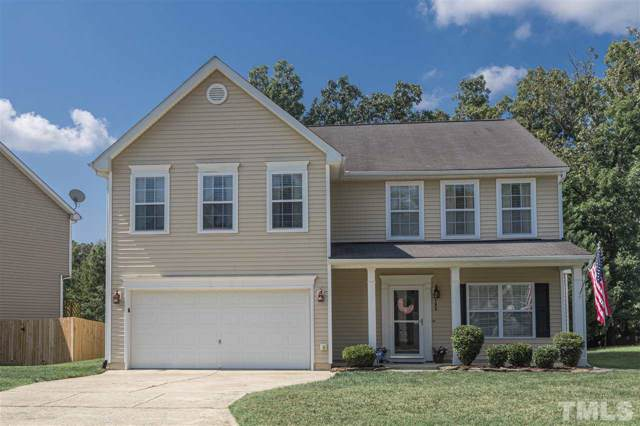 105 Holly Thorn Trace, Holly Springs, NC 27540 (#2278140) :: The Results Team, LLC