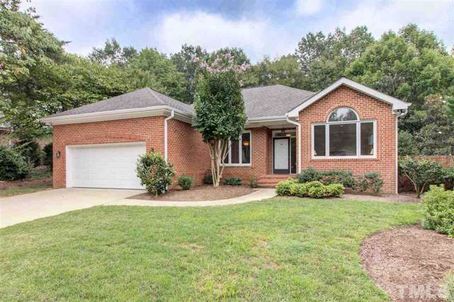 105 Helmsdale Drive, Chapel Hill, NC 27517 (#2278209) :: Marti Hampton Team - Re/Max One Realty
