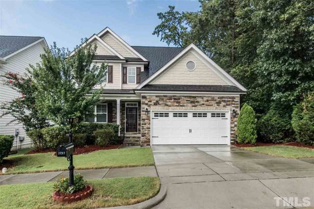 1757 Grande Maison Drive S, Apex, NC 27502 (#2278217) :: Morgan Womble Group