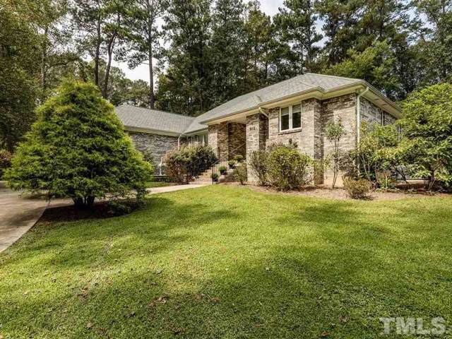 912 Botany Woods Drive, Sanford, NC 27330 (#2278254) :: M&J Realty Group