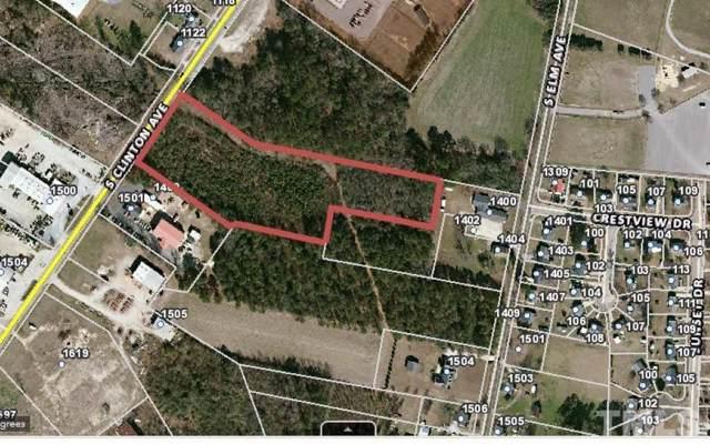 S Clinton Avenue, Dunn, NC 28334 (#2278279) :: Dogwood Properties