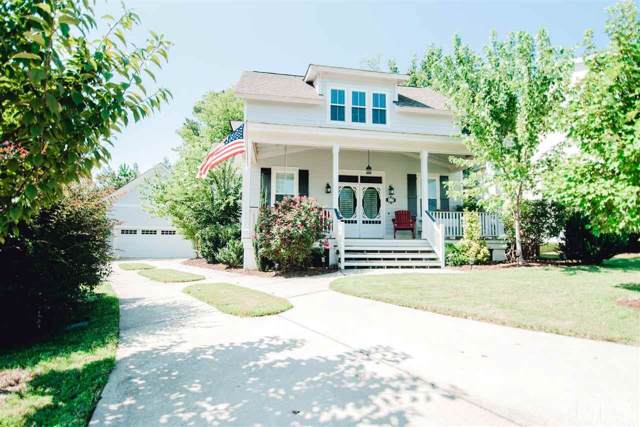 90 Duffy Street, Clayton, NC 27527 (#2278296) :: Real Estate By Design