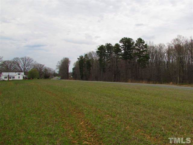 642 acres Gentry Ridge Road, Roxboro, NC 27574 (#2278309) :: RE/MAX Real Estate Service
