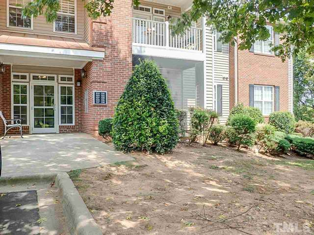 515 Weather Ridge Lane #3, Cary, NC 27513 (#2278310) :: Dogwood Properties