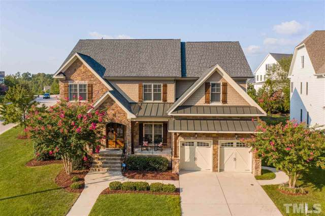 701 Enfield Hill Drive, Cary, NC 27519 (#2278311) :: The Perry Group