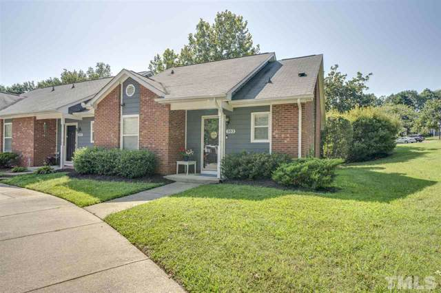 303 Pine Forest Trail, Knightdale, NC 27545 (#2278327) :: Dogwood Properties