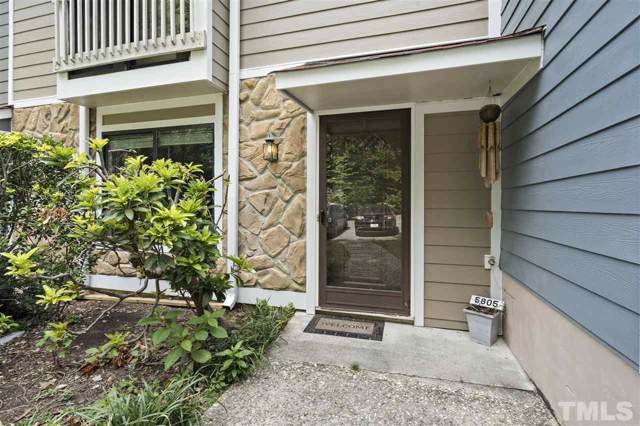 5805 Willowbrook Drive #5805, Raleigh, NC 27609 (#2278328) :: The Perry Group