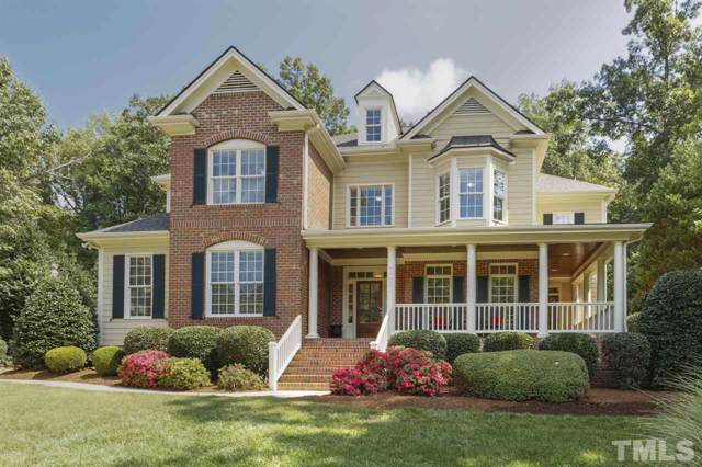 3925 Grandbridge Drive, Apex, NC 27539 (#2278331) :: Morgan Womble Group
