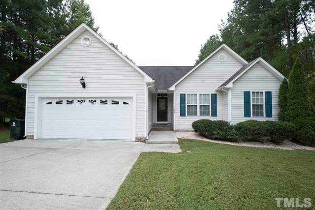 100 Hillside Village Drive, Louisburg, NC 27549 (#2278337) :: Raleigh Cary Realty
