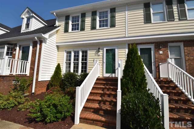 1121 Sherwood Drive #4, Burlington, NC 27215 (#2278351) :: Rachel Kendall Team