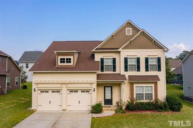 5004 Stony Falls Way, Knightdale, NC 27545 (#2278355) :: Dogwood Properties