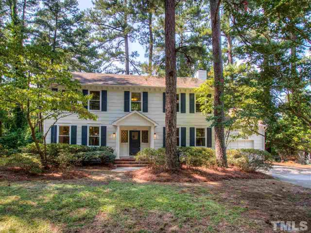 3822 Hope Valley Road, Durham, NC 27707 (#2278372) :: M&J Realty Group