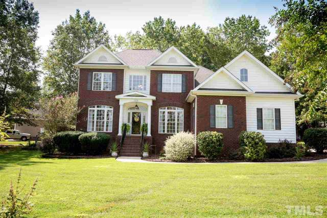 109 Wickfield Drive, Sanford, NC 27330 (#2278419) :: M&J Realty Group