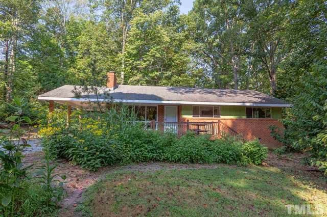 58 Abbey Road, Chapel Hill, NC 27516 (#2278448) :: Real Estate By Design