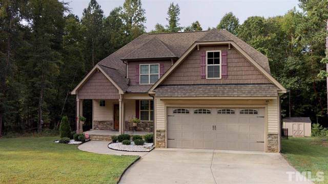 1267 Silky Willow Drive, Wake Forest, NC 27587 (#2278472) :: Rachel Kendall Team