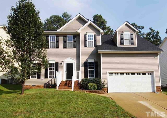 2107 Frissell Avenue, Apex, NC 27502 (#2278476) :: The Results Team, LLC