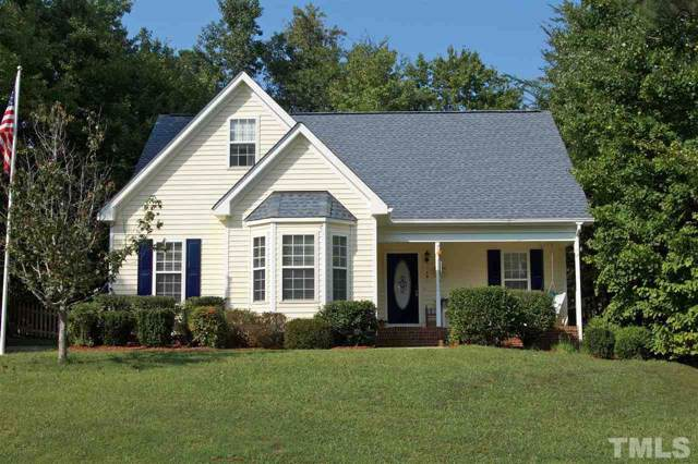 105 Torrington Avenue, Franklinton, NC 27525 (#2278493) :: Dogwood Properties