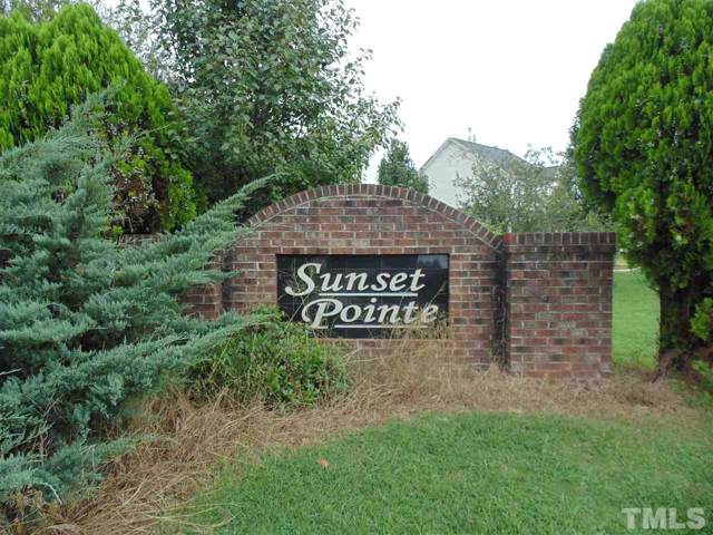 144 Sunset Pointe, Clayton, NC 27520 (#2278512) :: The Perry Group