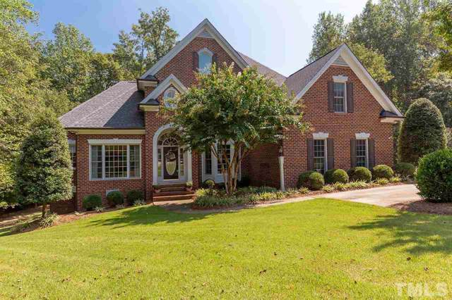 4 Pinnacle Point, Clayton, NC 27527 (#2278526) :: Raleigh Cary Realty
