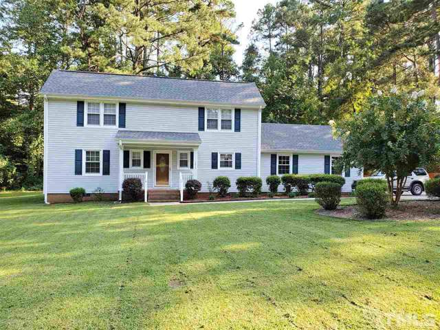 1611 Hermitage Road, Sanford, NC 27330 (#2278536) :: Marti Hampton Team - Re/Max One Realty