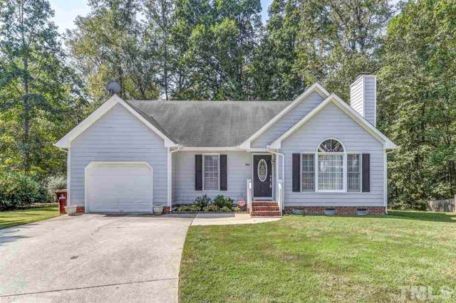 5001 Baywood Forest Drive, Knightdale, NC 27545 (#2278537) :: The Perry Group