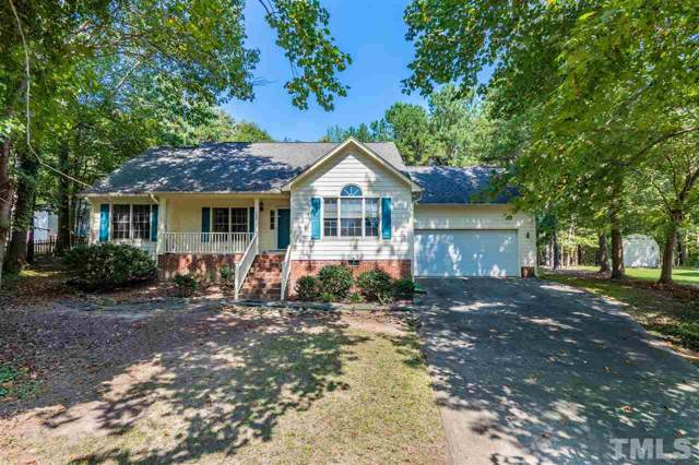 139 Lily Crossing, Clayton, NC 27527 (#2278550) :: Raleigh Cary Realty