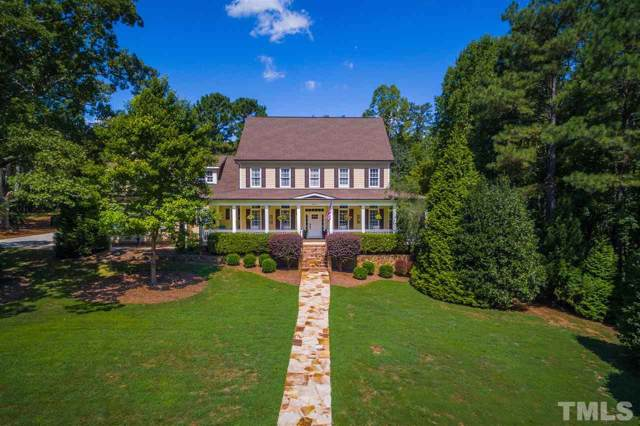 8617 Territory Trail, Wake Forest, NC 27587 (#2278558) :: The Jim Allen Group