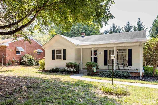 116 E Franklin Street, Youngsville, NC 27596 (#2278561) :: RE/MAX Real Estate Service
