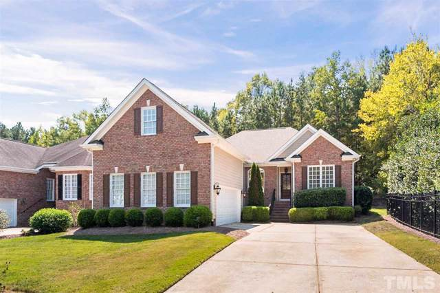 1108 Champions Pointe Drive, Durham, NC 27712 (#2278573) :: Real Estate By Design