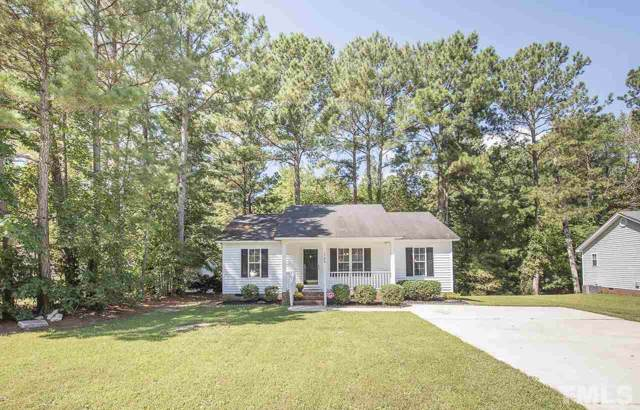5705 Presentation Drive, Knightdale, NC 27545 (#2278624) :: Real Estate By Design