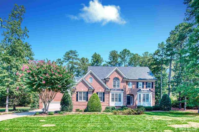 104 Trellingwood Drive, Morrisville, NC 27650 (#2278625) :: The Perry Group