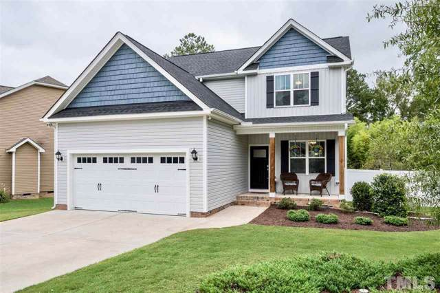 26 Wood Green Drive, Wendell, NC 27591 (#2278634) :: Morgan Womble Group