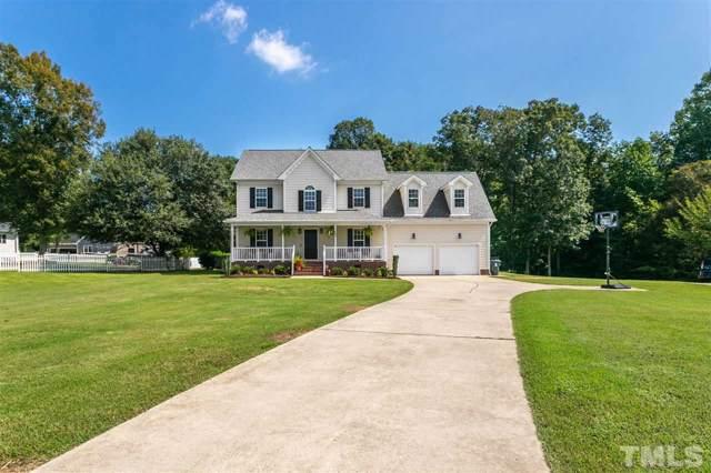 111 Gibbons Drive, Garner, NC 27529 (#2278643) :: Sara Kate Homes