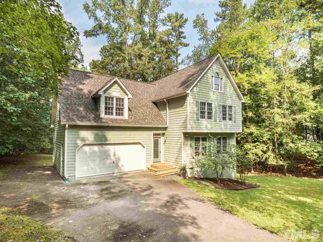 106 Highland Trail, Chapel Hill, NC 27516 (#2278647) :: Real Estate By Design