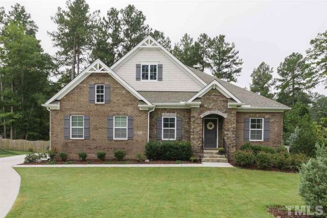 110 S Parkside Drive, Pittsboro, NC 27312 (#2278651) :: Marti Hampton Team - Re/Max One Realty