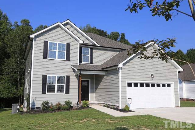 45 Wood Ibis Way, Louisburg, NC 27549 (#2278659) :: M&J Realty Group