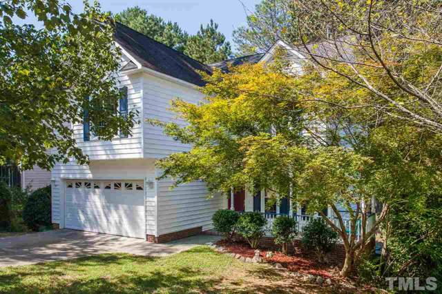 808 Siena Drive, Wake Forest, NC 27587 (#2278667) :: The David Williams Group