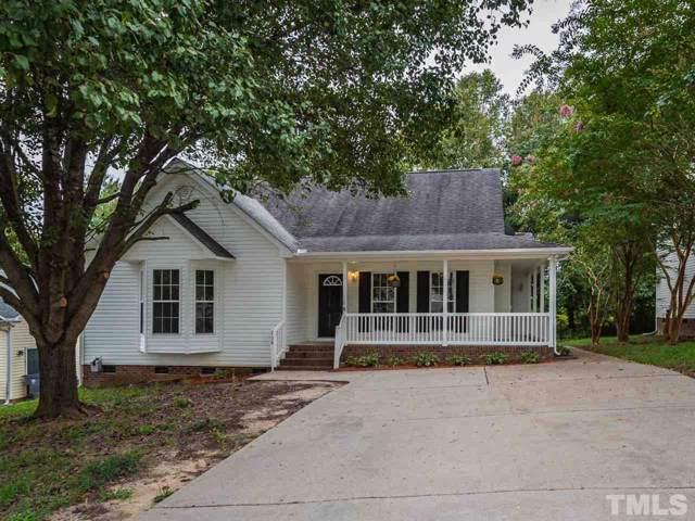 208 Gem Drive, Knightdale, NC 27545 (#2278668) :: Dogwood Properties